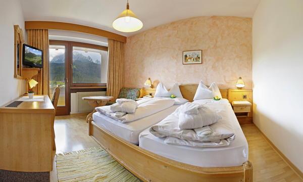 Foto vom Zimmer Biovita Hotel Alpi