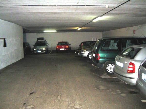 Foto der Garage