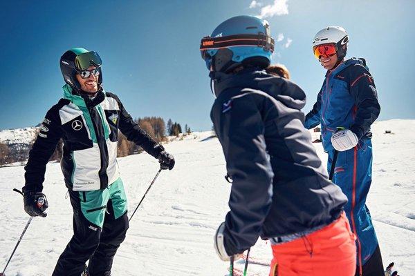 Winter activities Alta Badia