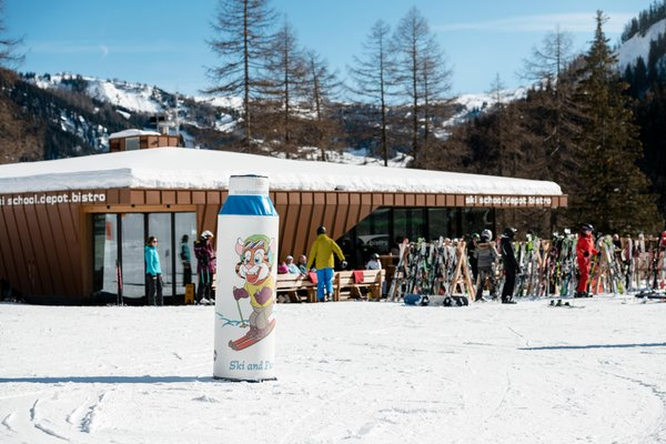 Photo exteriors in winter di Colfosco