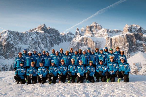 Presentation Photo Ski school di Colfosco