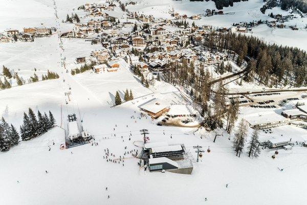 Position Ski school di Colfosco Colfosco