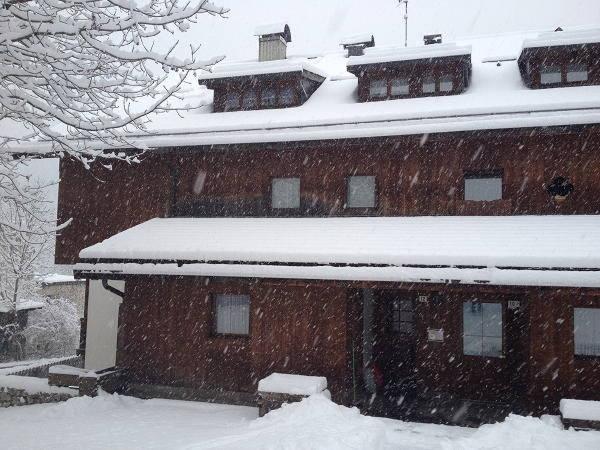 Foto invernale di presentazione Cristina - Appartamento