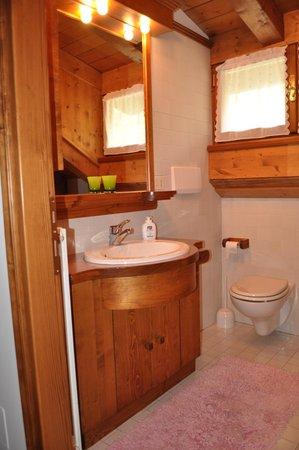 Foto del bagno Appartamento Cristina