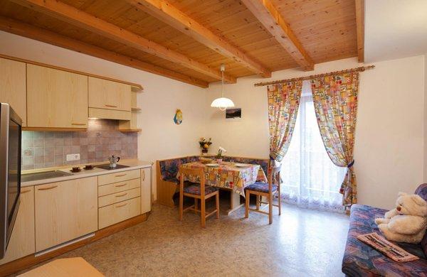 Der Wohnraum La Nuit - Ferienwohnungen 2 Sonnen