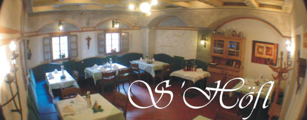 The restaurant Sesto / Sexten Sextnerhof Family Hotel