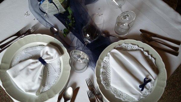 Das Restaurant Sexten - Moos Holzer