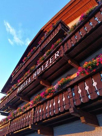 Foto estiva di presentazione Hotel Holzer