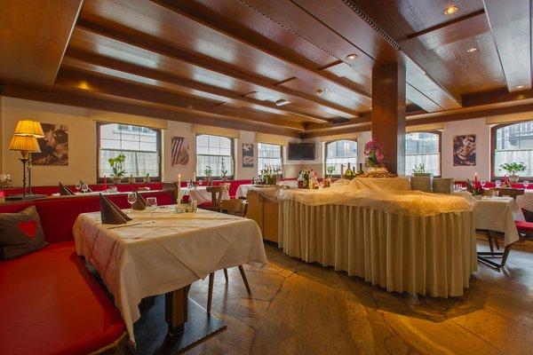 Das Restaurant Sexten Mondschein
