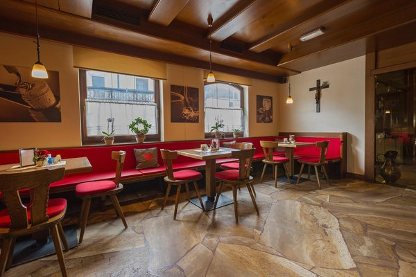 Foto von der Bar Hotel Mondschein