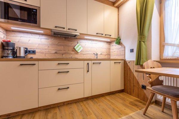 Foto der Küche Edelweiss
