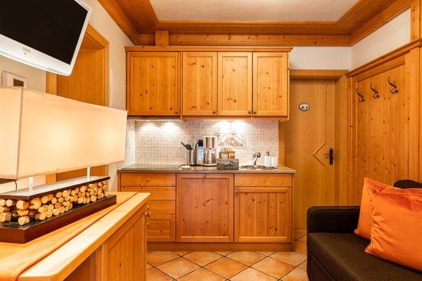 Photo of the kitchen La Villetta & Chalets 4 Sorus