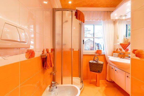 Photo of the bathroom Apartments La Villetta & Chalets 4 Sorus