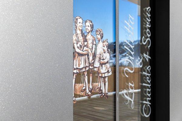 Logo La Villetta & Chalets 4 Sorus