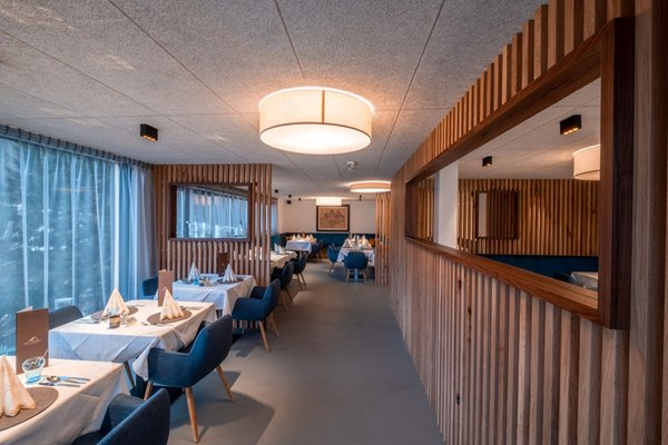 The restaurant Sesto / Sexten Gruber