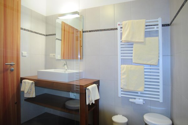 Photo of the bathroom Garni + Apartments Bergland