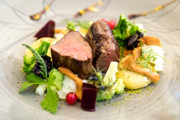 Recipes and gourmet-dishes Mountain Resort Patzenfeld