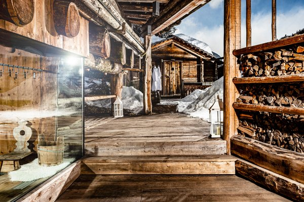 Photo of the sauna Sesto / Sexten