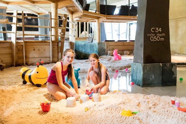 The children's play room Mountain Resort Patzenfeld