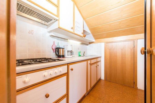 Foto della cucina Floralp