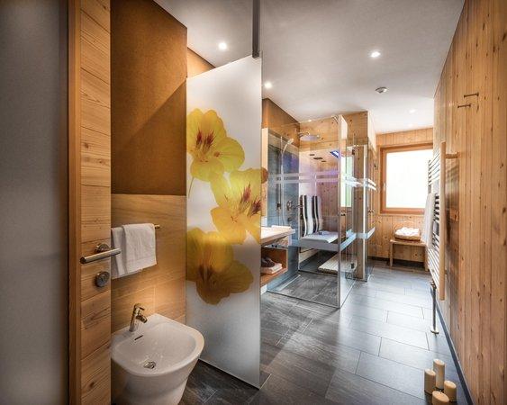 Foto del bagno Residence Rudlerhof & Chalet Rudana