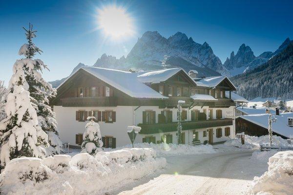 Foto invernale di presentazione Rudlerhof & Chalet Rudana - Residence 3 stelle sup.