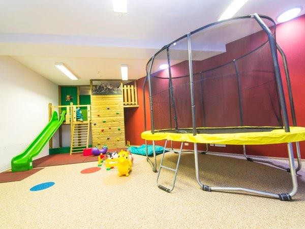 La sala giochi Residence Rudlerhof & Chalet Rudana