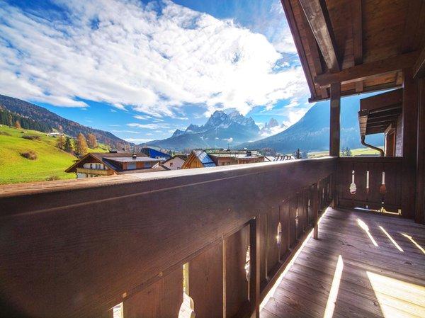 Foto del balcone Rudlerhof & Chalet Rudana