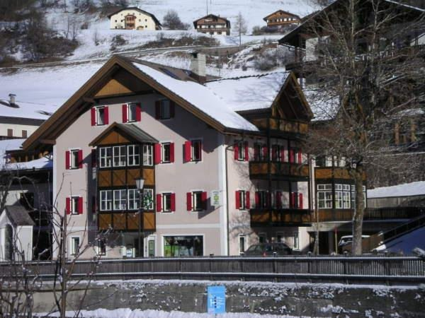 Winter presentation photo Residence Oberhanser