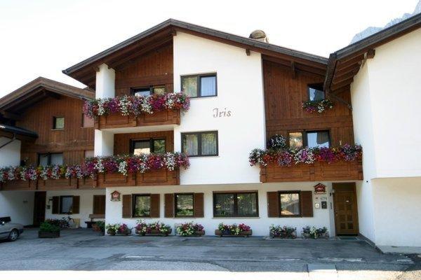 Foto estiva di presentazione Appartamenti Ciasa Gabriel