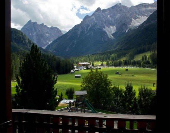 Panoramic view Sesto / Sexten - Moso / Moos