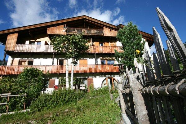 Foto esterno in estate Haus Hubertus