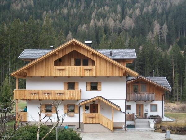 Foto esterno in estate Haus Ortner