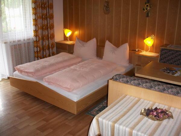 Foto della camera Camere + Appartamenti Haus Ortner