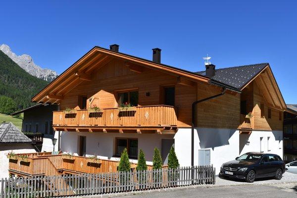 Sommer Präsentationsbild Haus Oberpauler - Ferienwohnungen 3 Sonnen