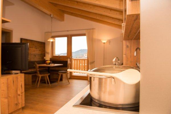 Der Wohnraum Haus Oberpauler - Ferienwohnungen 3 Sonnen