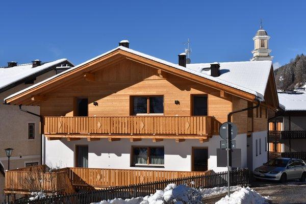 Winter Präsentationsbild Haus Oberpauler - Ferienwohnungen 3 Sonnen