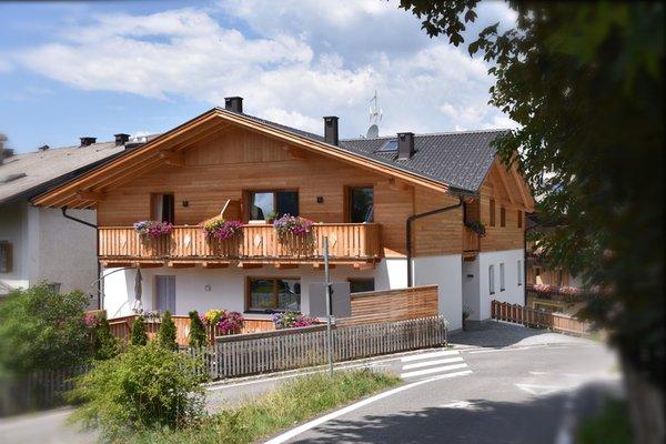 Foto Außenansicht im Sommer Haus Oberpauler
