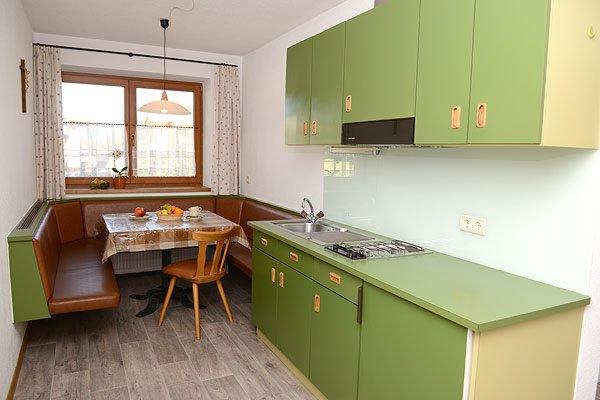 Photo of the kitchen Weberhof