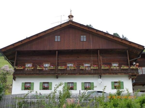 Sommer Präsentationsbild B&B auf dem Bauernhof Innerrauthof