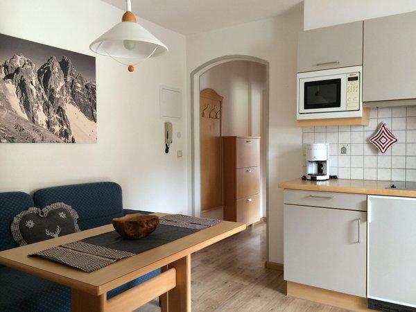 Foto della cucina Appartements Barbara