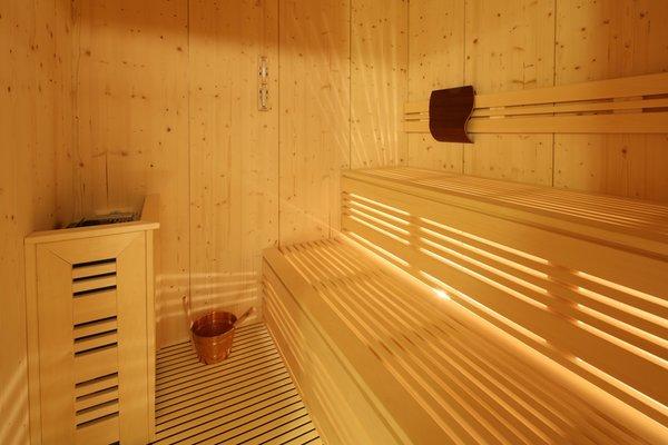 Foto della sauna Moso