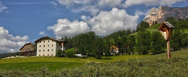 Foto Außenansicht im Sommer La Fraina