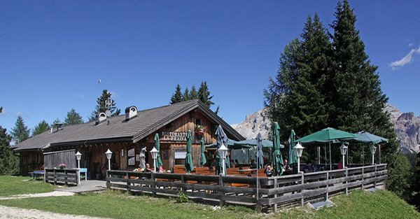 Sommer Präsentationsbild Berghütte La Fraina