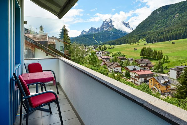 Foto del balcone Mayr