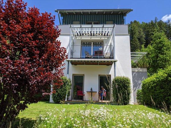 Foto estiva di presentazione Appartamenti Mayr