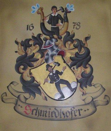 Logo Haus Schmiedhofer