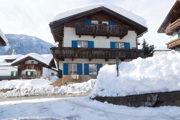 Foto Außenansicht im Winter Haus Schmiedhofer