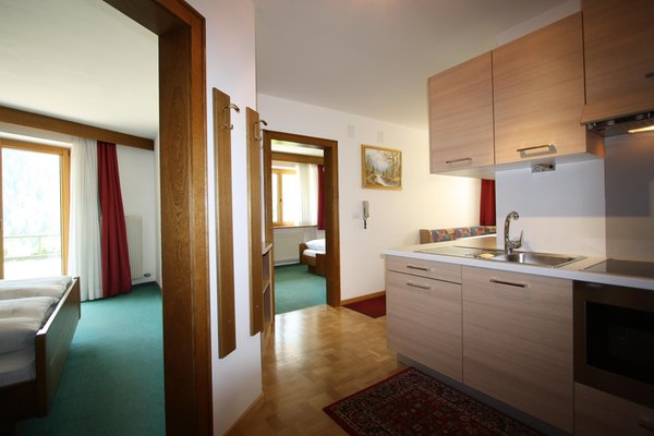 Photo of the kitchen Apartments Pera Ciaslat