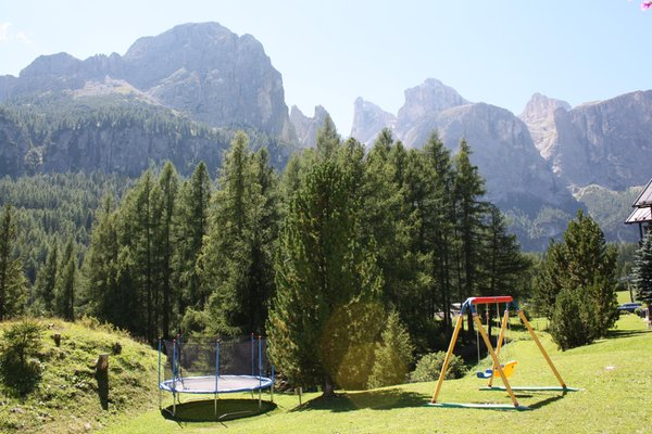 Foto del giardino Colfosco